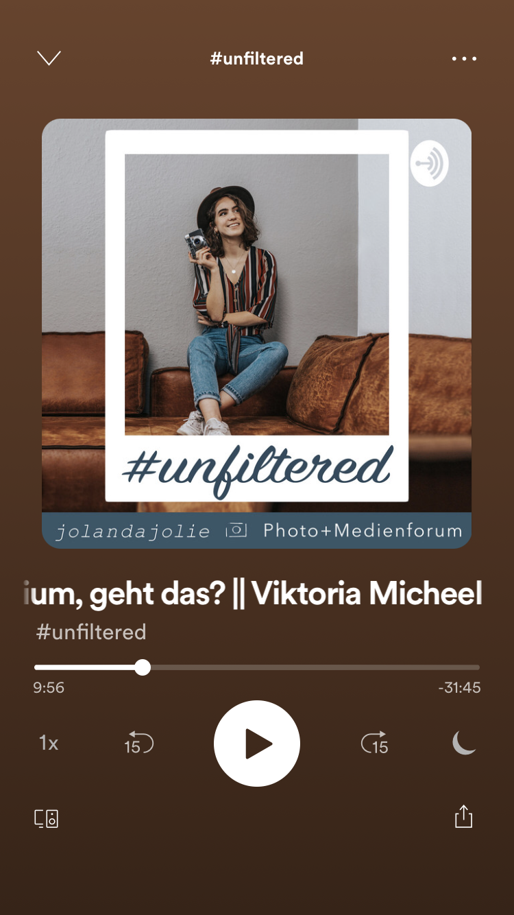 #unfiltered Podcast